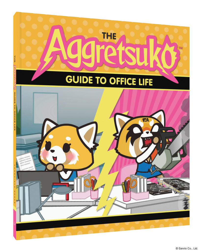 The Aggretsuko Guide to Office Life - Book